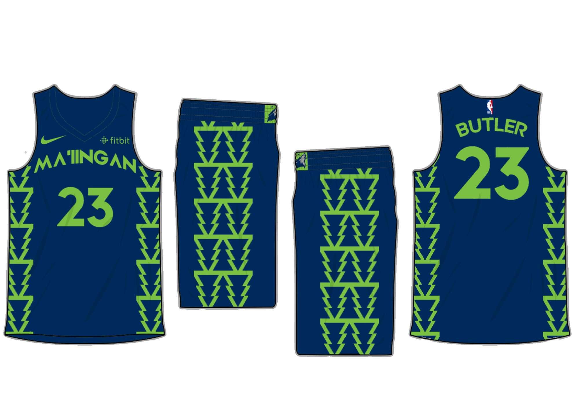 promo code 687fd 14e57 timberwolves alternate jersey