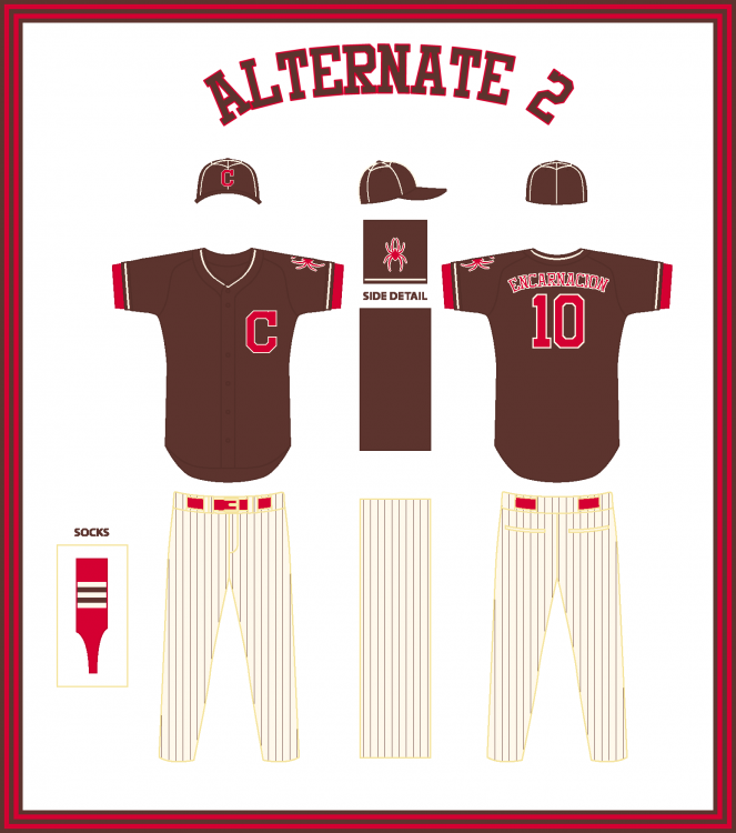 Cleveland Spiders Alternate 2.png