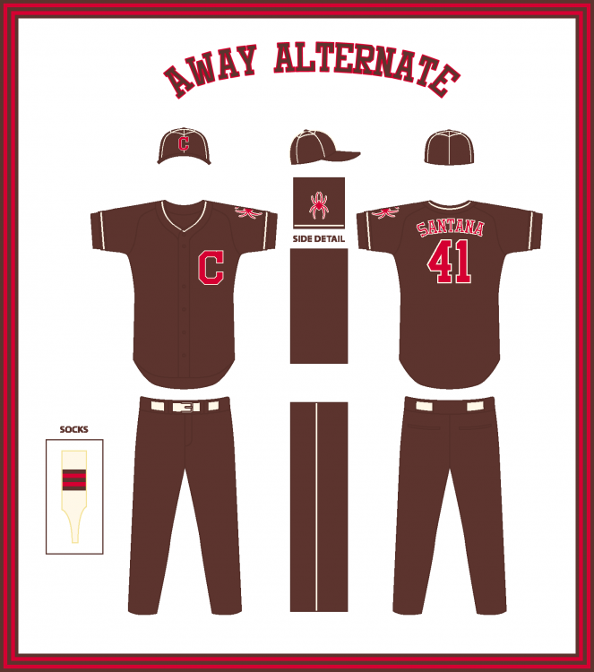 Cleveland Spiders Away Alternate.png