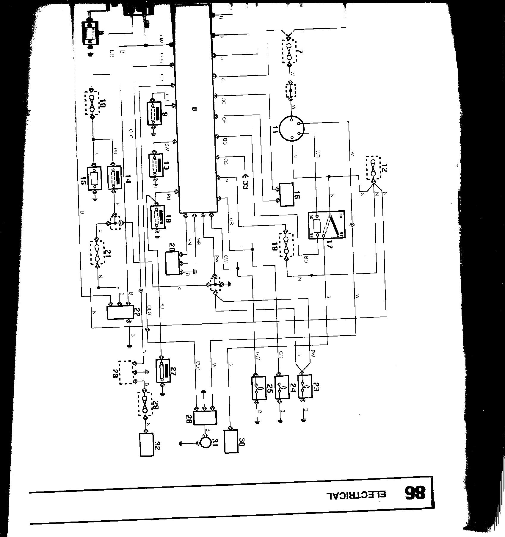 Land Rover Amr 6431 Wiring Diagram Trusted Computer Free Motoring Defender Forum Lr4x4 The Plymouth Diagrams