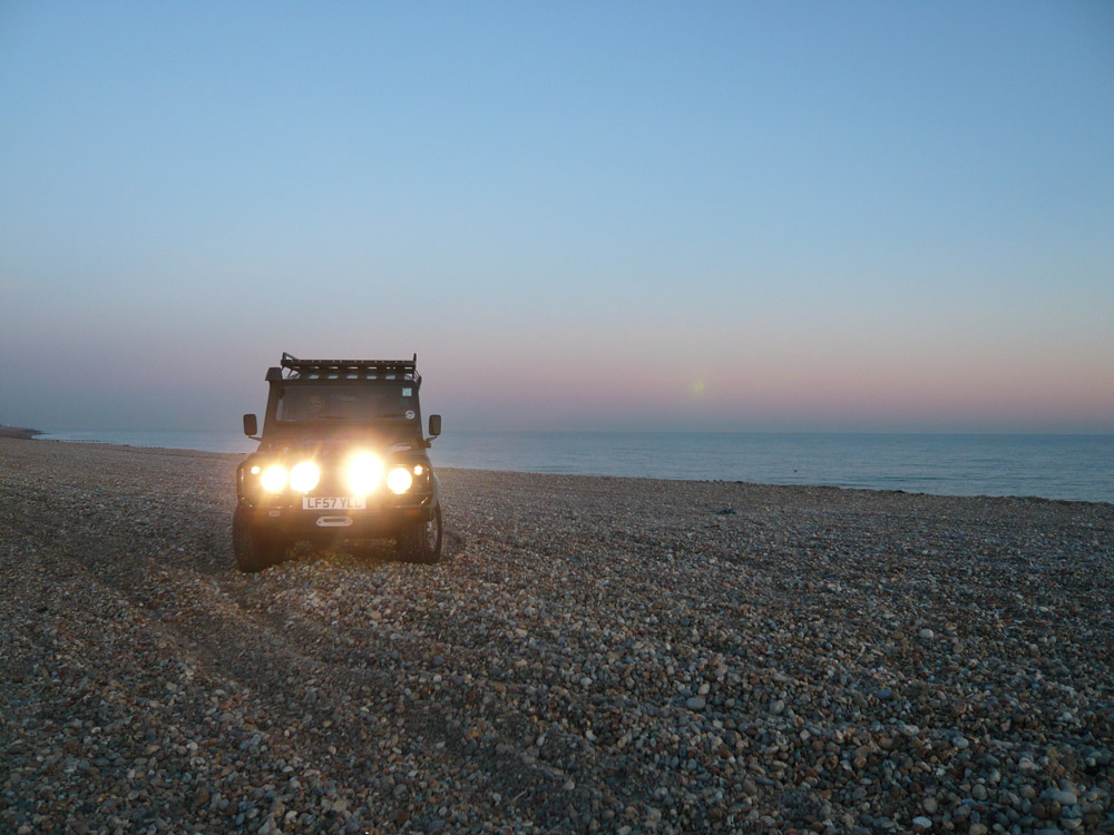 Found the High Beam Wire - Defender Forum - LR4x4 - The Land Rover Forum