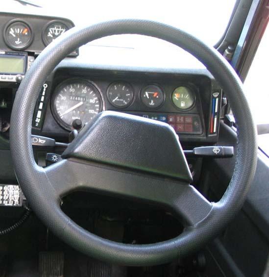 Land Rover Steering Wheel Part# ANR1972 48 spline