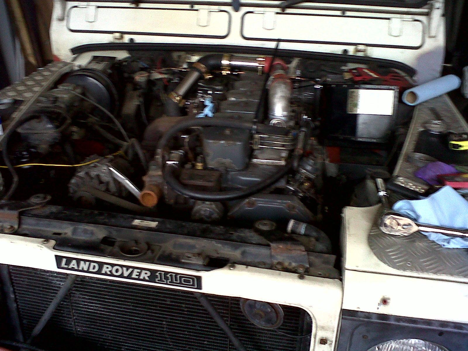 BIG Diesel - Page 2 - International Forum - LR4x4 - The Land Rover Forum