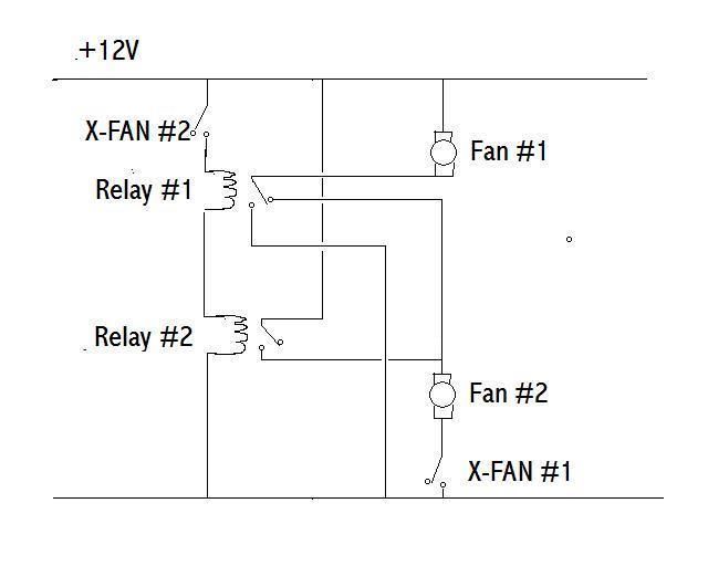 dual fan wiring international forum lr4x4 the land rover forum rh forums lr4x4 com