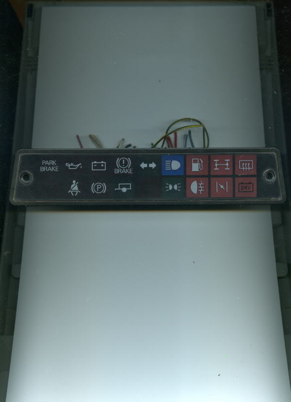 Td5 Dash Switch For Spotlights Defender Forum Lr4x4 The Land