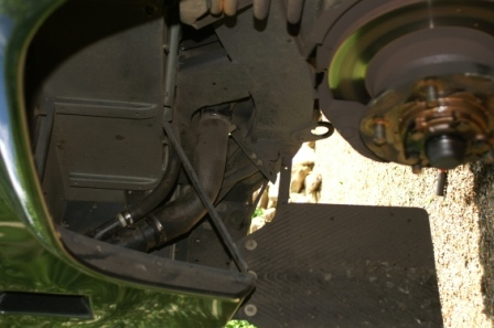 Aux Fuel Tank on TD5 110 - Defender Forum - LR4x4 - The Land