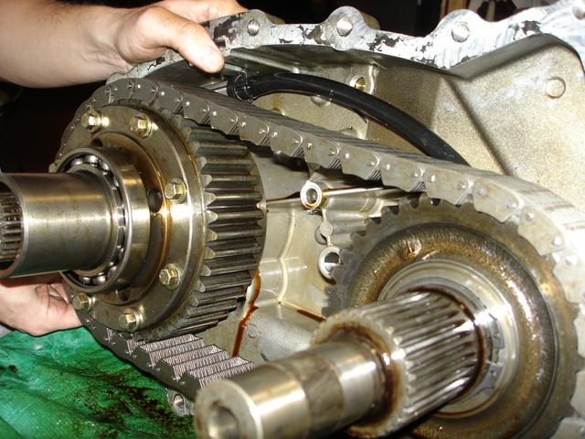 P38 viscous coupling - Range Rover Forum - LR4x4 - The Land