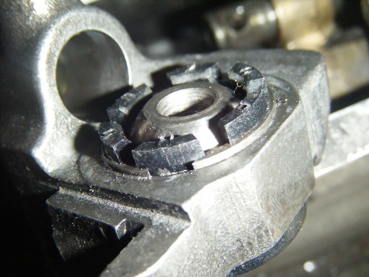 TD5 Disco 2 manual gear selector problems - Discovery Forum