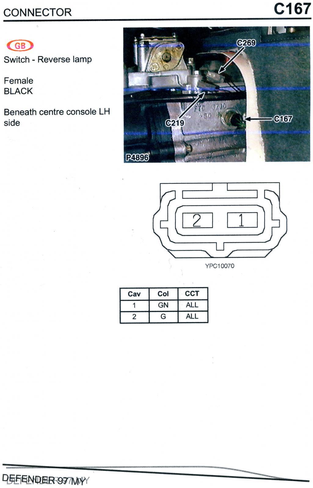 Diagram Alternator Wiring Defender Forum 1983 2016