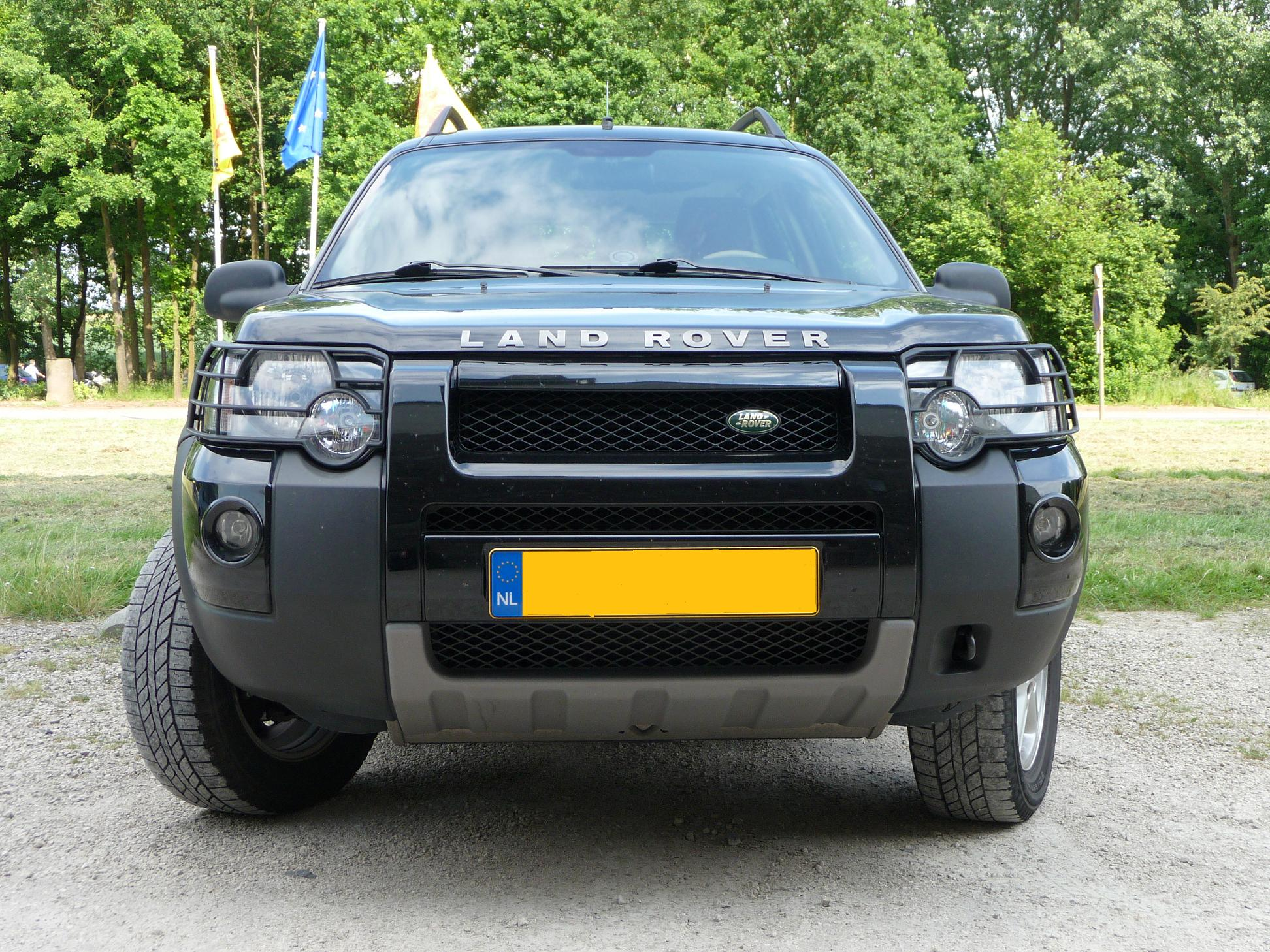 beauty guard landrover land new s ss vanguard grill discovery copy rover brush img auto