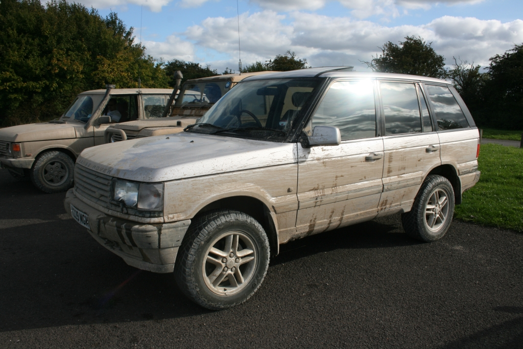 Just bought a P38!! Need some advice - Range Rover Forum - LR4x4
