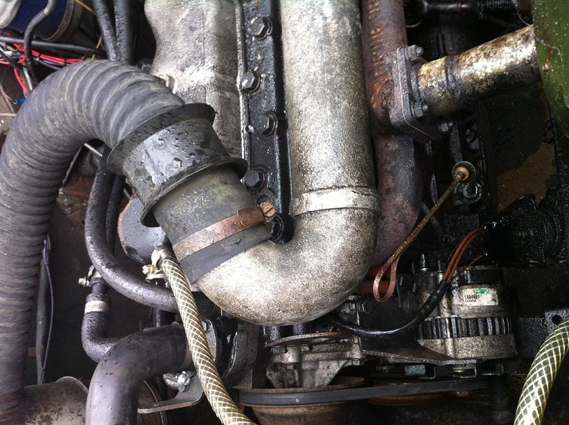2 5 diesel breathing heavy - Series Forum - LR4x4 - The Land