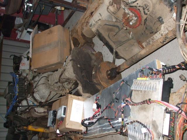 Wiring a P38 Borge Warner transfer box - International Forum - LR4x4