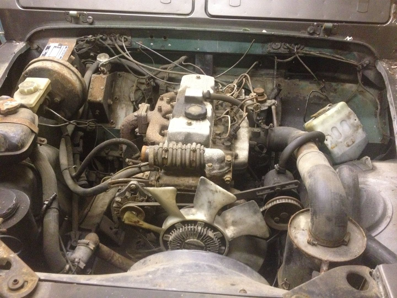 Engine conversion - Defender Forum - LR4x4 - The Land Rover