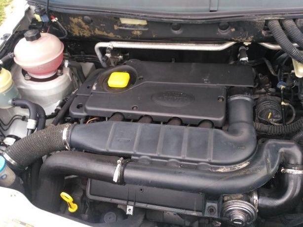 WhYlzh Air Intake Hose Engine Air Intake Hose Boot Rubber//Fit For Land//Fit For Rover//Fit For Freelander 1 2.5 V6 Engine PHB000440 Color : Black