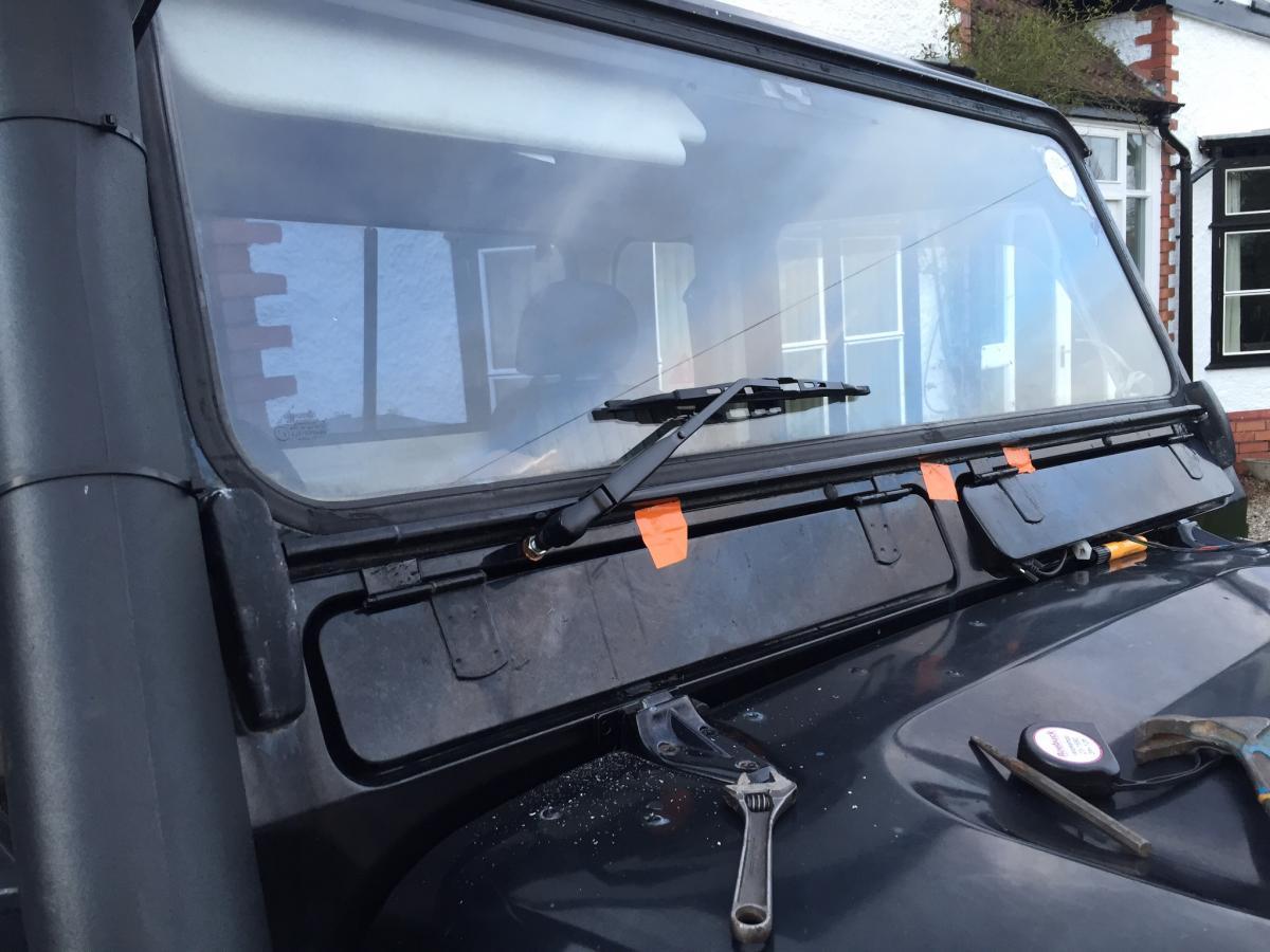 Wiper Switch Defender Forum Lr4x4 The Land Rover Forum