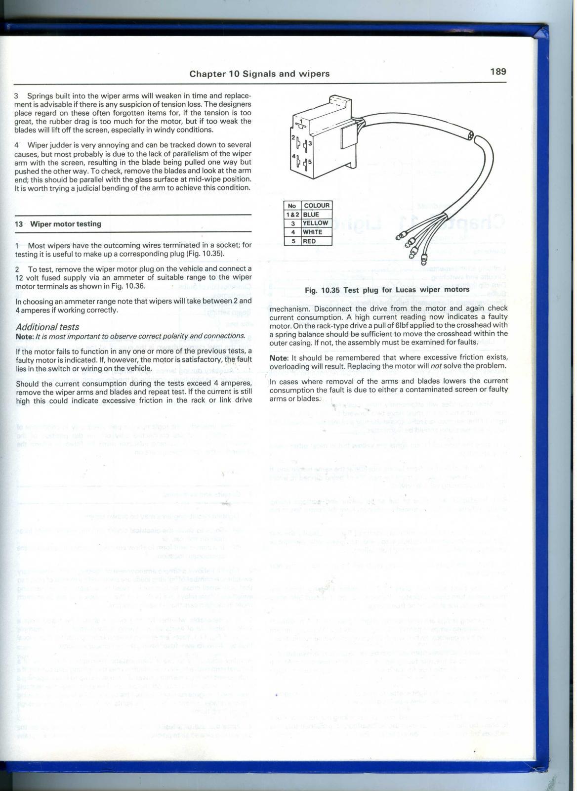 Testing Wiper Motor Defender Forum Lr4x4 The Land Rover Lucas Wiring Post 20 0 23997700 1416343416 Thumb