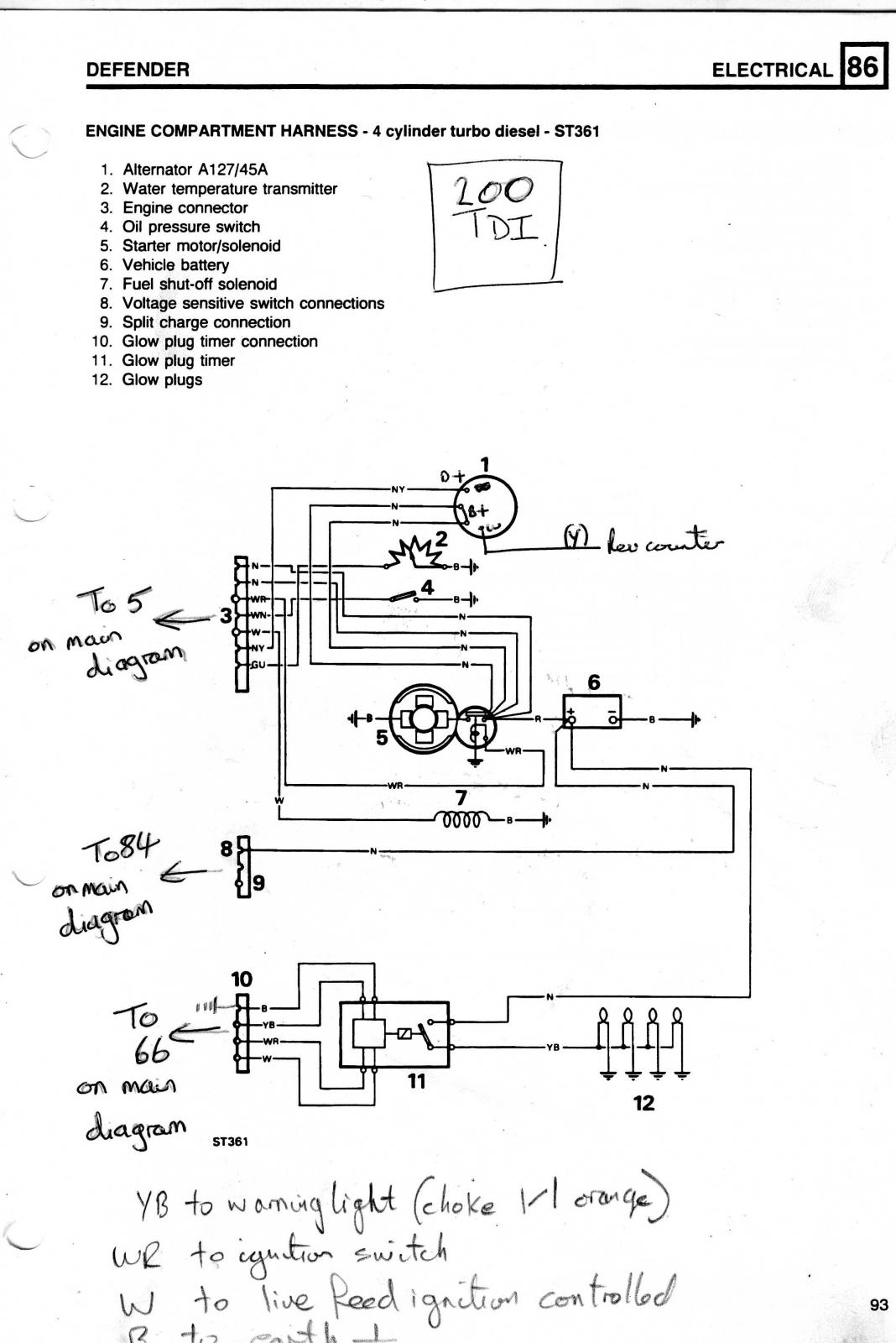 Lovely 3 Post Solenoid Wiring Diagram Ideas - Electrical and ...