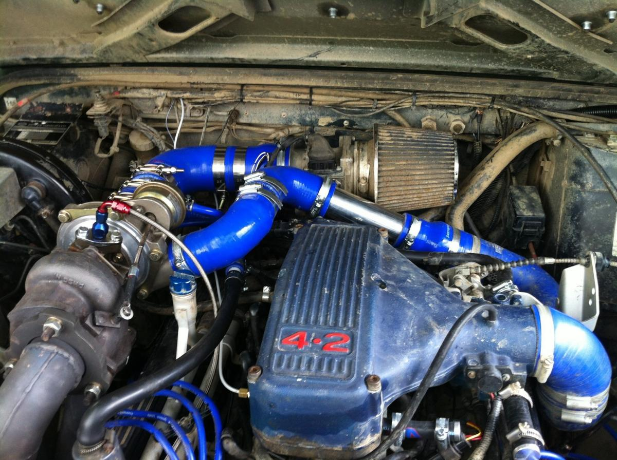 Supercharger Question - International Forum - LR4x4 - The
