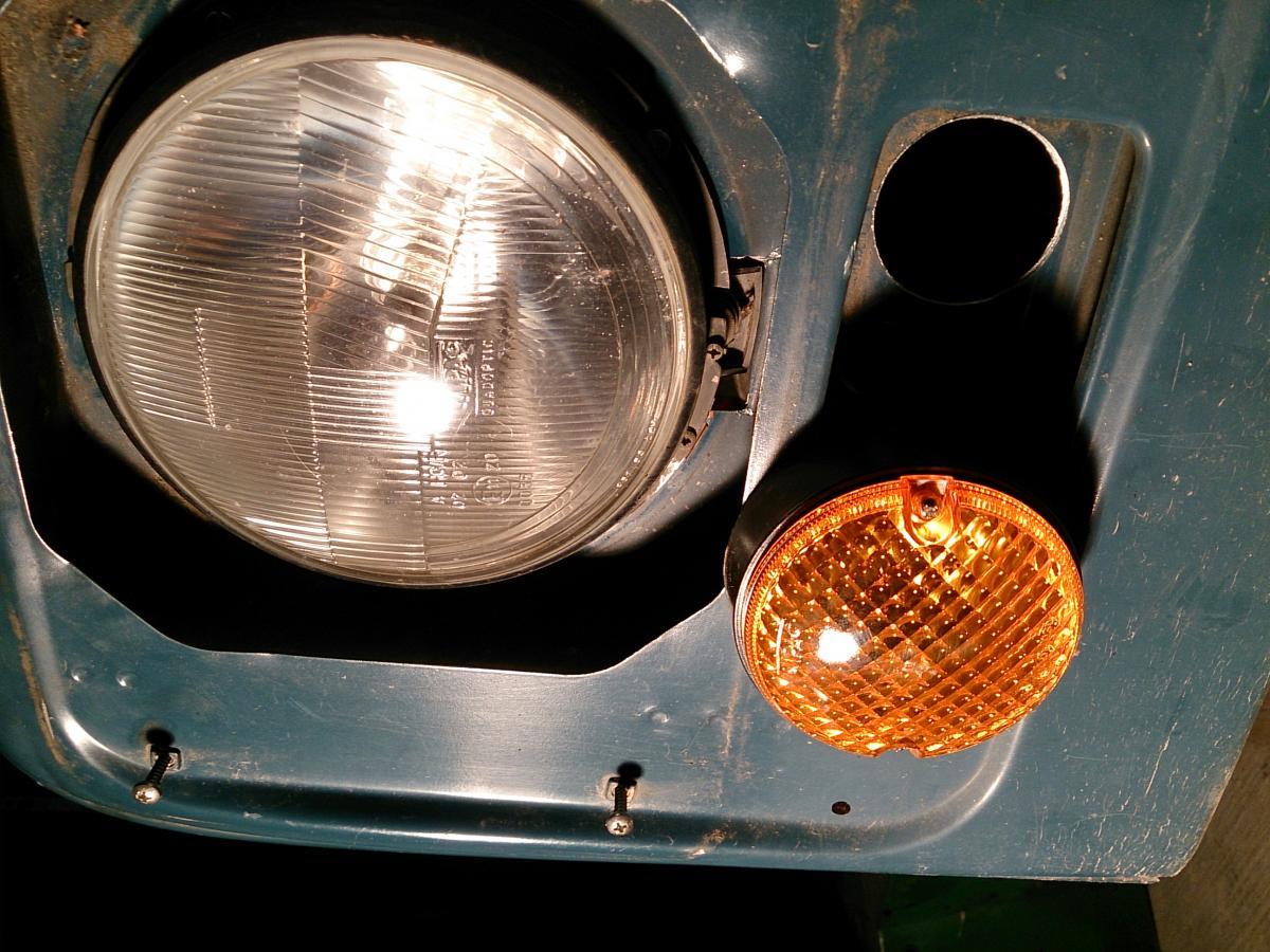 Wiring Wipac 337 Series 160 Headlight Level Motor