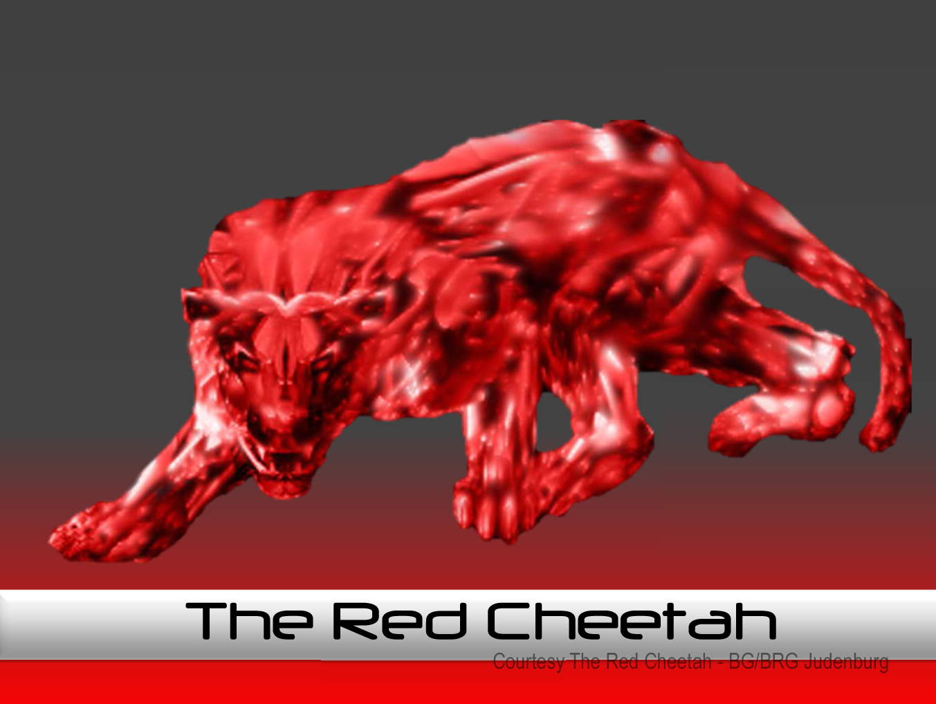 The Red Cheetah