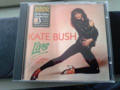 Kate Bush Live CD Front