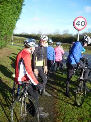 Club Run 14th February 2013