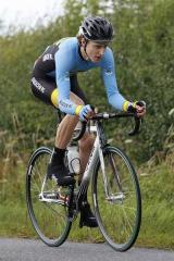 O.Hazlewood at the Midland champs, 10TT