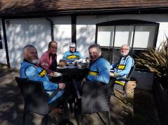 Club Run March 2017