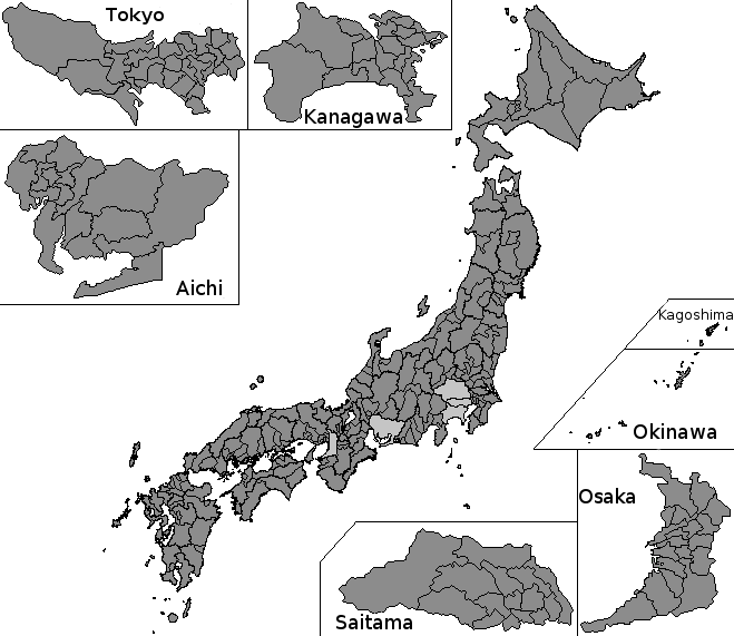 Japan Districts of the House of Representatives map font.png