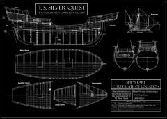 Blueprints for Carrack Silver Quest