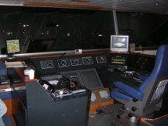Wheelhouse And ship's controls