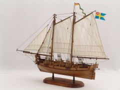 Norwegian Gunboat 1810