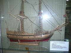 St. Peter The ship which experienced The Second Kamchatka expedition