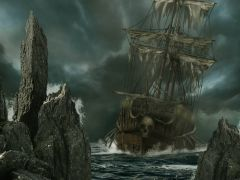 Ghost Ship Wallpapers
