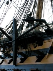 HMS Victory's Anchors