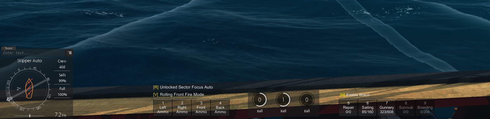 I do not understand why my cannons aren't reloading