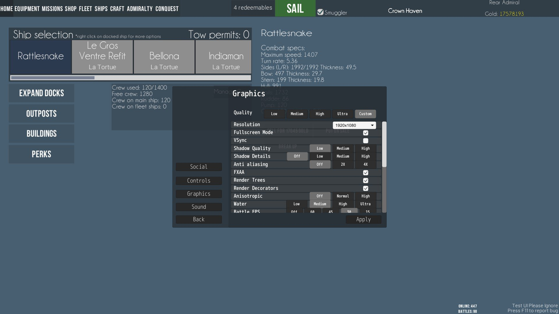 LOW FPS GeForce GTX 960M - Support - Game-Labs Forum