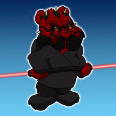 Darth CareBear