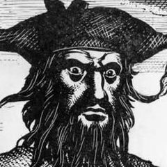 Edward Teach (Blackbeard)
