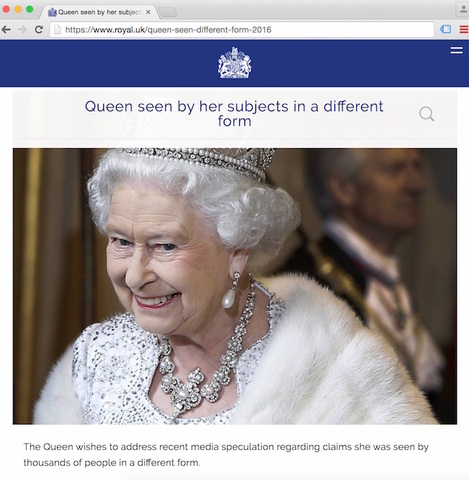Queen seen in different form_2016_British royal.jpg