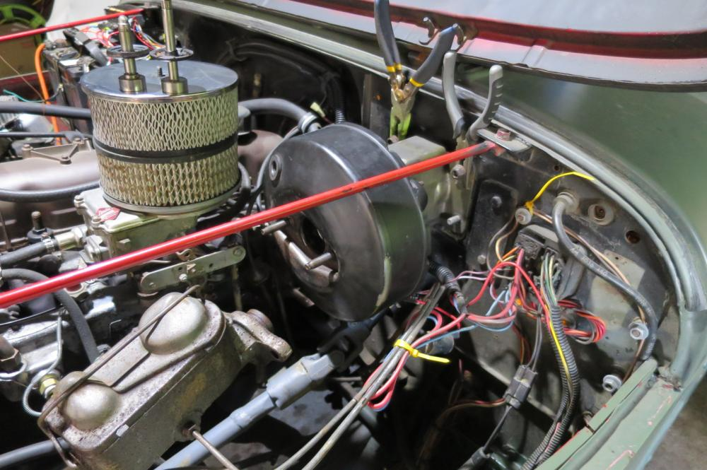 Jeep YJ to CJ Power Brake Booster Swap: Easy? - General