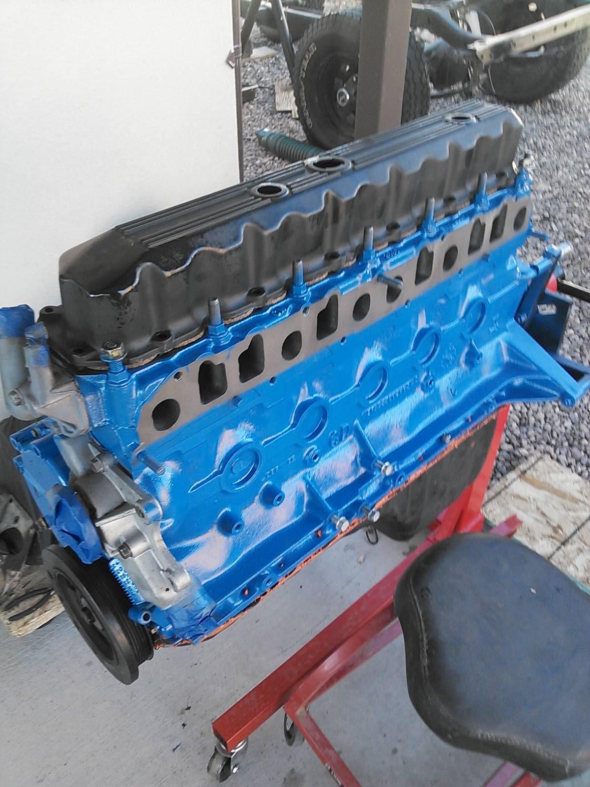1985 Jeep Cj7 With A 40l Carbureted Engine Swap 1972 86 Amc Cj Wiring Harness Ncm 0161