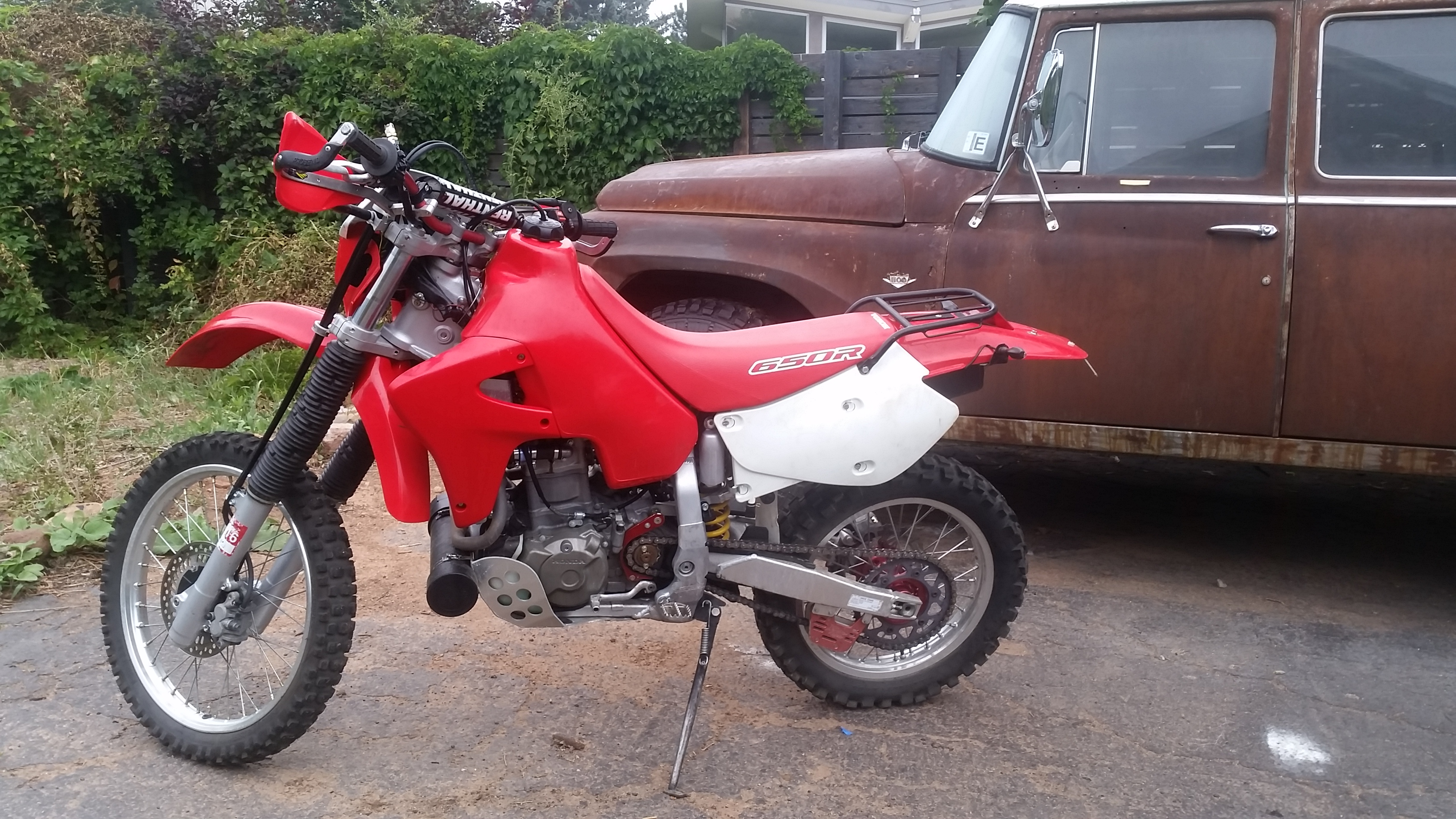 Avoid Honda Xr650r Motorcycle Engine Damageuse The Correct Main And Xl500r Wiring Diagram Pilot Jets Dirt Dual Sport Motorcycles 4wd Mechanix Magazine Tech Travel
