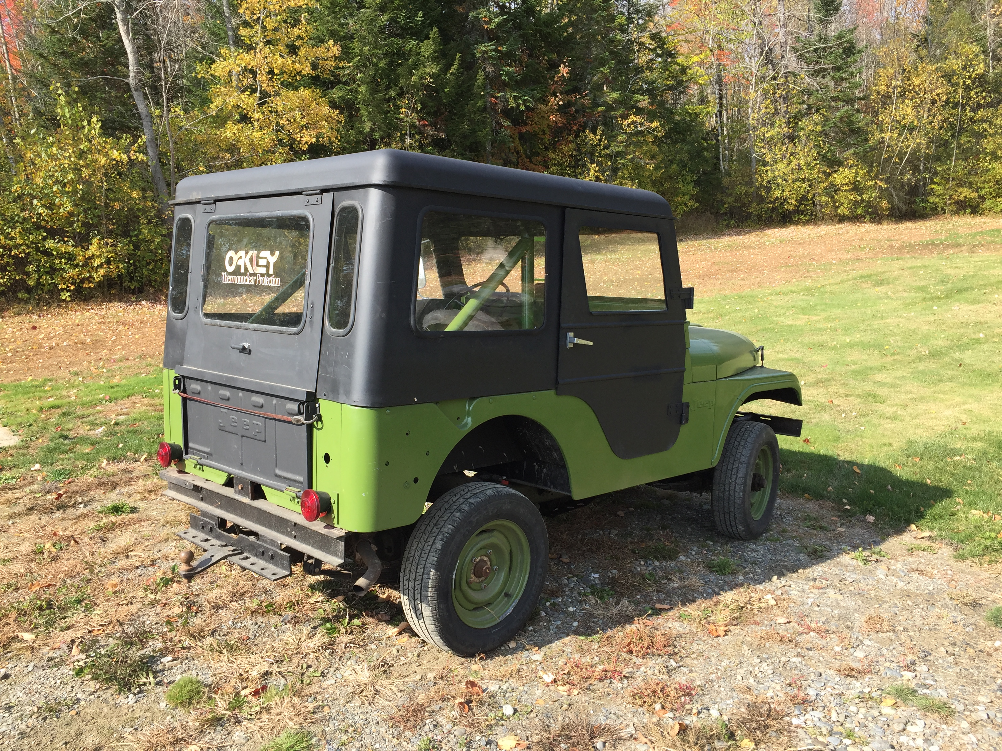 1966 Jeep Cj 5 Upgrades And Future Rebuild Vintage Vehicles Centech Wiring Harness Cj7 2016 10 16 115131