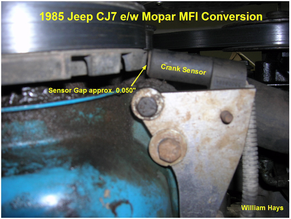 1985 CJ7 Clutch, Flywheel, and Rear Main Seal Replacement
