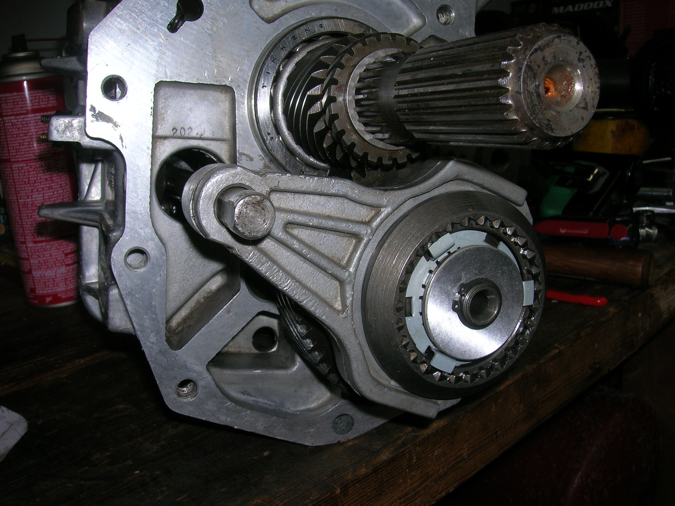 Jeep CJ7 T5 Transmission Rebuild and Using the Correct