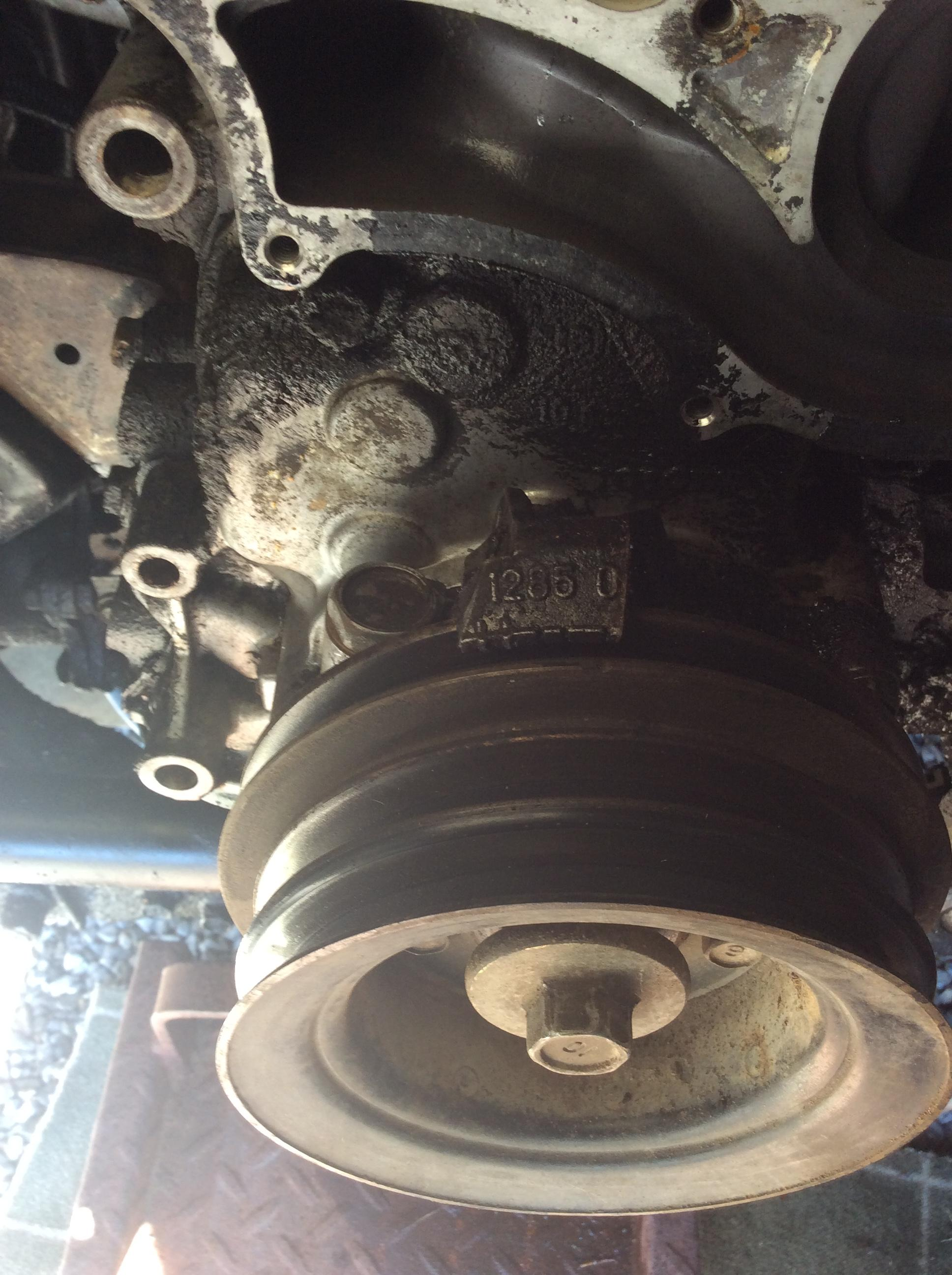 Timing Chain Rattle in 1993 Toyota 22R-E Engine - Toyota 4WD Pickup