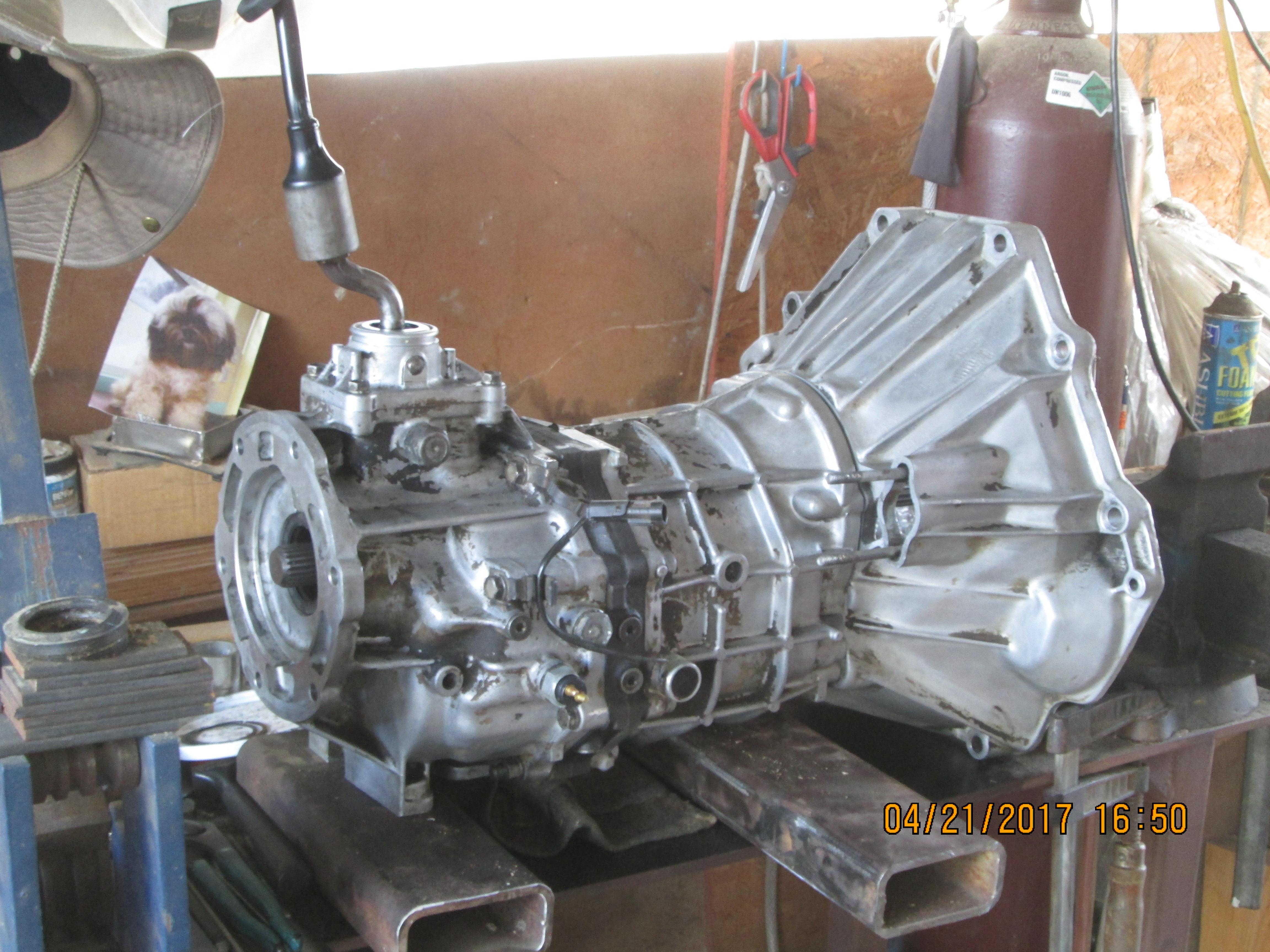 Ax5 Transmission Rebuild Jeep Xj Cherokee Mj Comanche Pickup And