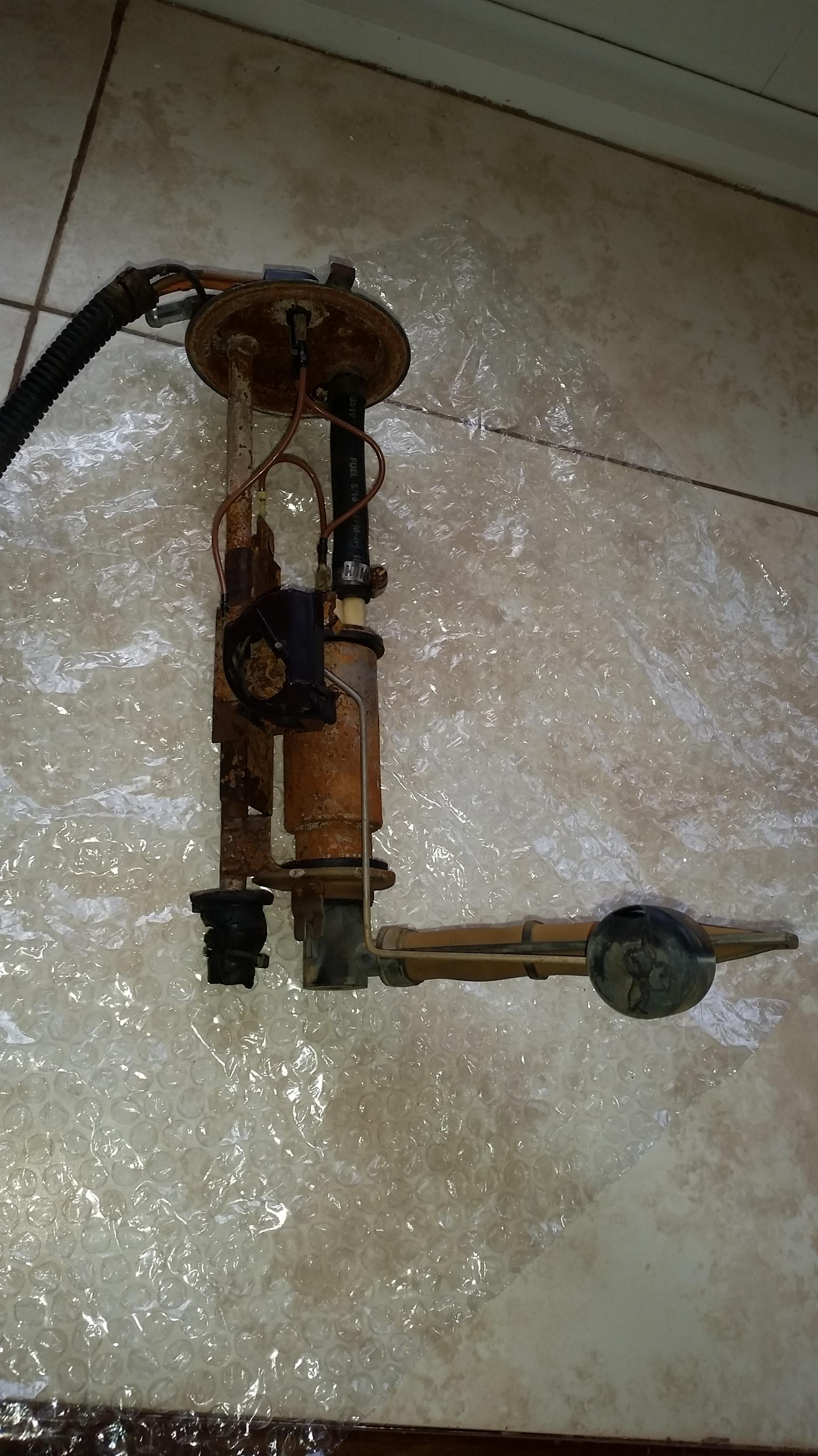 Jeep 1990 Yj 25l Drives 35 Minutes Well Then Stalls Wrangler Fuel Filter Pump 1